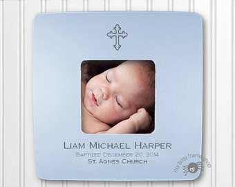 baptism frame christening frame godson gift personalized frame gift fpr godspn godmother gift godfather gift ibfsbapt