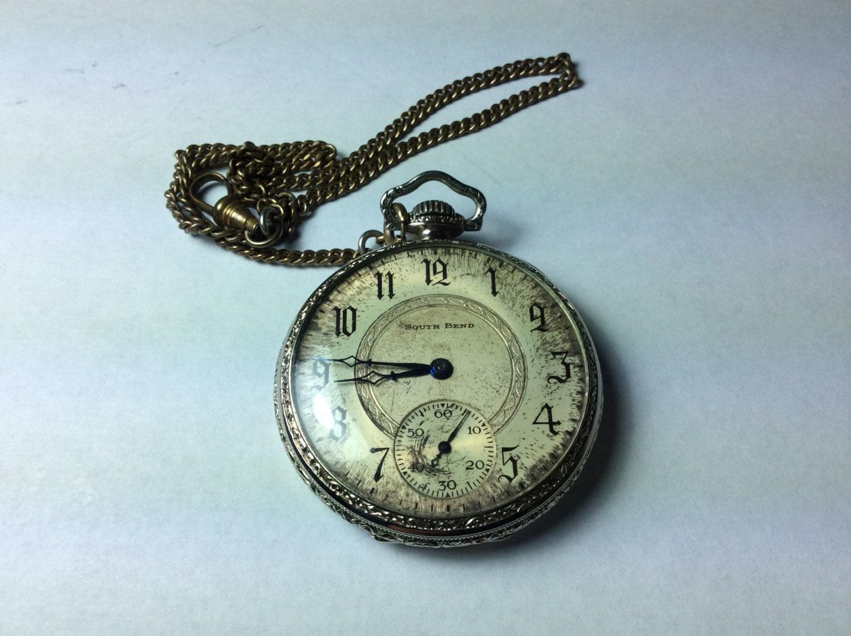 antique south bend 21 pocket 14k by