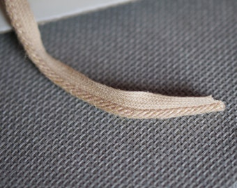 Natural Jute Cording 1/4 inch wide
