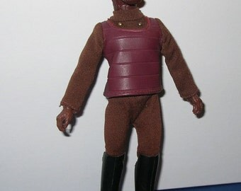 "Vintage 1974 Mego Star Trek Gorn 8"" Alien Figure"