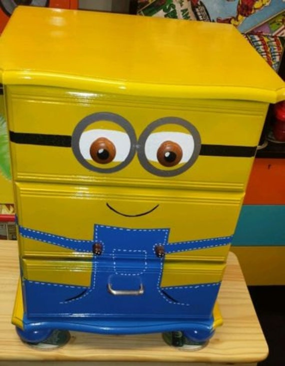 10 Cute And Cool Minions Kids Room Ideas