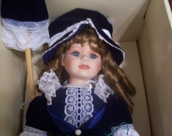 Victorian Heritage Limited Edition Brittany Collector Doll
