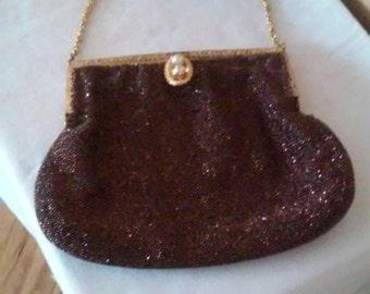 La Marquise Beaded Handbag