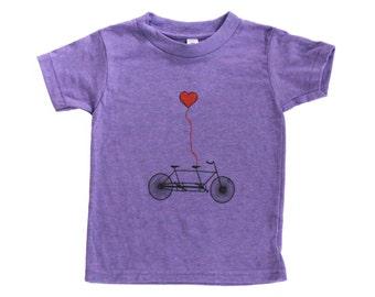 Love Purple Crew Neck