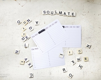 Love Letter table game cards