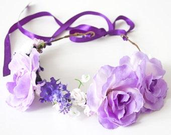 Crown of flowers - flora