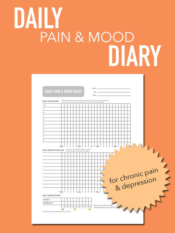 how to keep a mood diary
