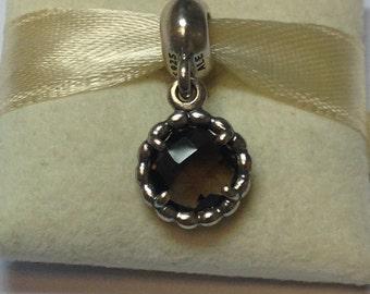 Authentic Pandora Silver Autumn Breeze Charm #791021SQ