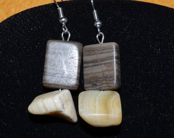 Mocha and Ivory Marble