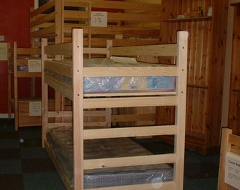 Shorty bunk