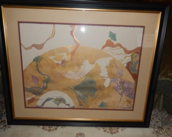 CONTEMPORARY WALL ART by JoAnn M. Garcia