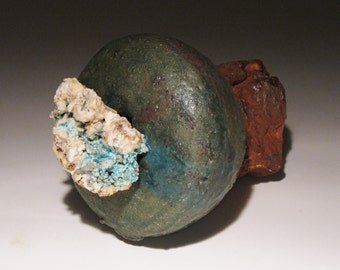 Debris with Brick and Vessel