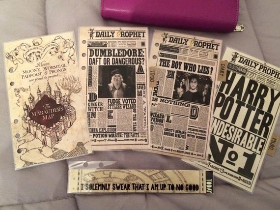 Attractive ... I Have A Planner Problem. ($7). Donu0027t You Just Need All Of These Harry  Potter Office Supplies?