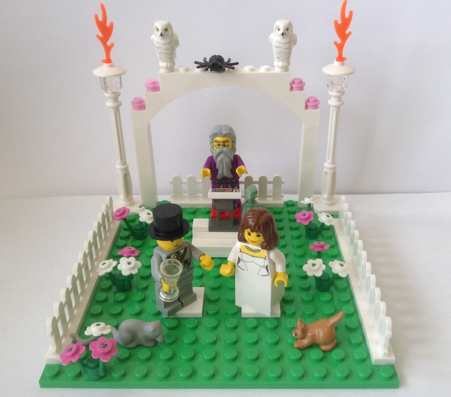 Castle Harry Potter Lego Lego Harry Potter Wedding Cake