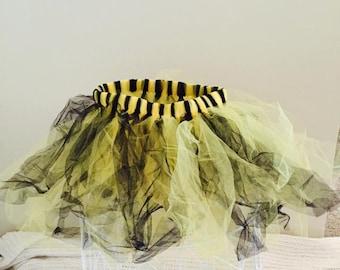 Bumblebee Tutu Size 5 Years
