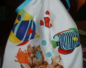 Fish Kitchen Towels - FREE SHIPPING