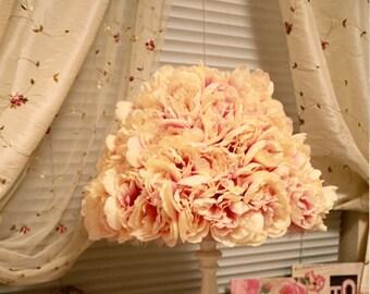Rose Floral Lamp Shade  FREE SHIPPING!!!