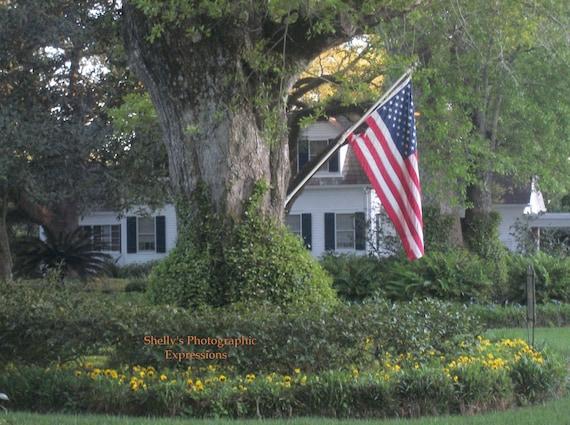 Instant Download American Flag Digital By Shellysphotoexpress
