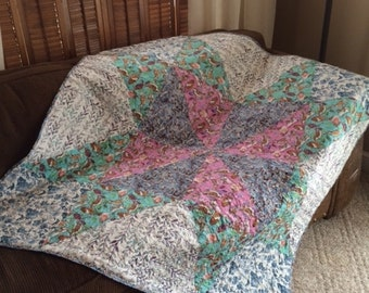 Spring Bird Quilt