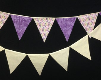 Ballet Slipper Bunting Flag
