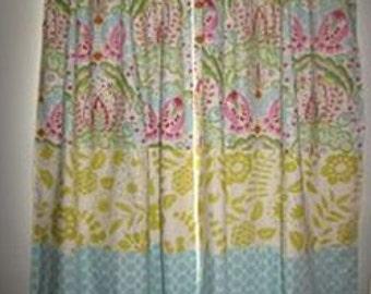 Triple Fabric Curtains