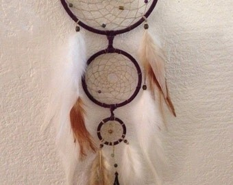 3 ring dreamcatcher