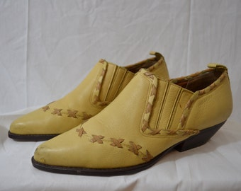 Women's Vintage Ankle Boots Sabree size 7