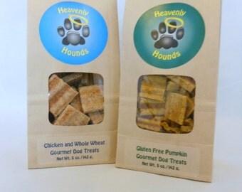 Dog Treats: 2 Pack