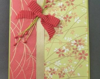 Japanese Style Card 1294
