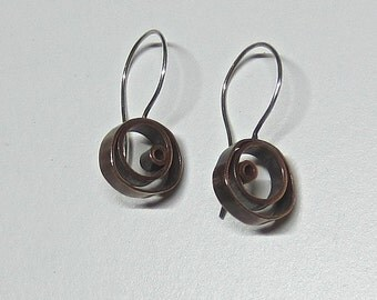 Large Orbits Earrings
