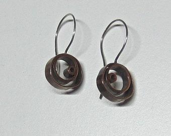 Large Orbits Earrings