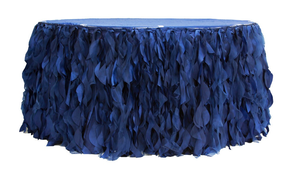 Kc Curly Willow 17ft Tableskirt By Kennycollections On Etsy