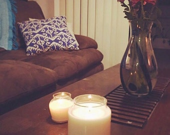Big Jar Love Candle REFILL - scented soy candle made with love <3
