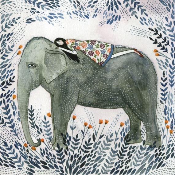 yelenabryksenkova-elephant