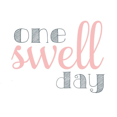 oneswellday