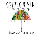 Celtic Rain Soap, a Luscious, Woodsy Bar for Him