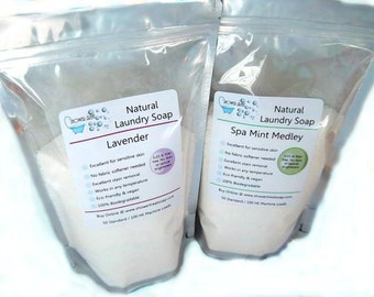Shower Treat Laundry Detergent- 100 Standard/ 200 HE Loads, LOW Shipping!