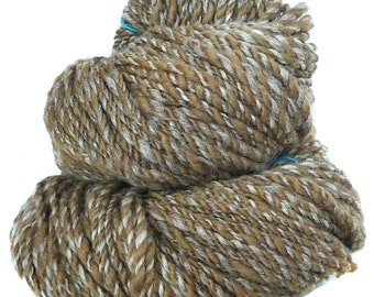 Handspun Yarn BFL and  Merino wool