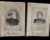 Vintage Photo, Woman's Christian Temperance Union