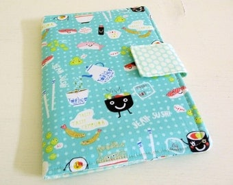 Cute Sushi Print Cover for Original 1st gen. Nook eReader