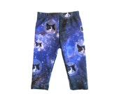 Space cats baby toddler leggings SUPAYANA