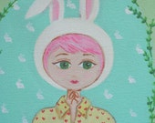 April Bunny Portrait