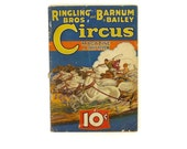 1935 Ringling Brothers Circus Magazine