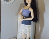 "Lilac and Lace--16"" Fashion Doll"
