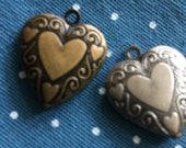 HEART LOCKET 20x20 mm - Code 269.636