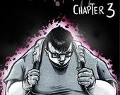 The CREATORS Part 3 - 30 page full color comic - DIGITAL COMIC