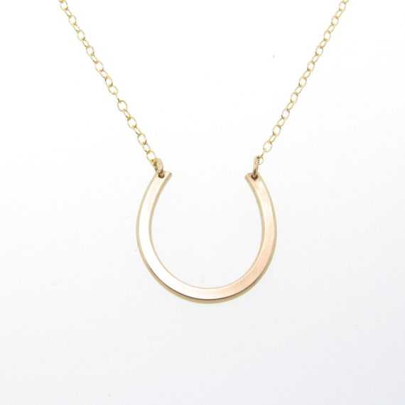 Favori Collier or fer à cheval Anastasia Steele cinquante nuances VR37