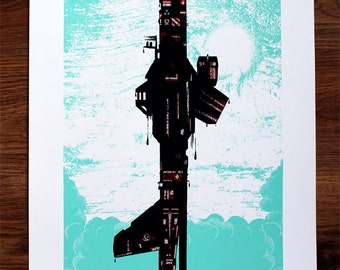 B52 Tower Art print