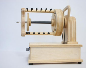 SpinOlution Firefly portable electric spinning wheel