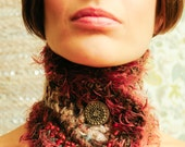 Tapestry Neckwarmer